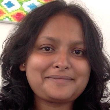 Rosalin Pattnaik <br> Manager,Freshgravity